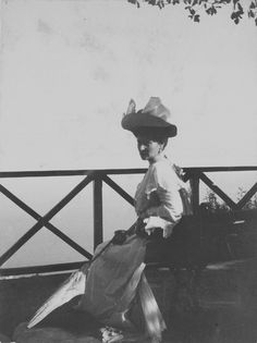 Empress Alexandra, 1912