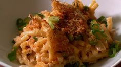 Macaroni crémeux au fromage bien garni Macaroni And Cheese, Chicken, Meat, Ethnic Recipes, Food, All Recipes, Favorite Recipes, Cheese, Essen