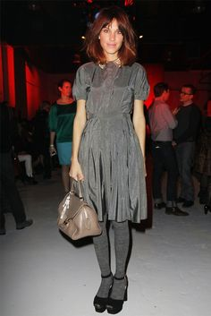 Alexa Chung   (February 2012)