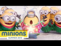 Here's How They Created Minionese, the Language of the Minions | The Credits