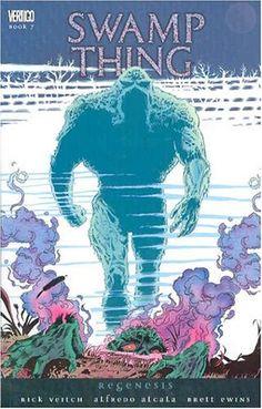 Swamp Thing, Vol. 7: Regenesis #65-#70 #veitch #Abby $28