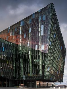 Harpa - Reykjavik Concert Hall and Conference Centre  | Reykjavik, Iceland | Henning Larsen Architects and Olafur Eliasson | photo by © Nic Lehoux