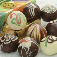 Colorful Assortment of Chocolates