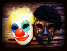 Alter ego (theater masks/theater workshop).