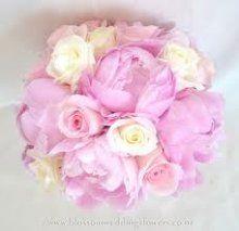 peony-rose-wedding-flowers by Blossom Wedding Flowers, Modern Wedding Flowers, Blush Wedding Flowers, Wedding Flower Arrangements, Flower Centerpieces, Flower Bouquet Wedding, Rose Wedding, Pink Flowers, Flower Bouquets, Rose Bouquet