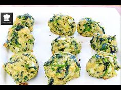 Spinach Balls - YouTube