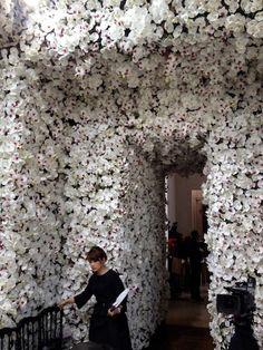 Strike a posy : Floral Couture | Garden Design Oxfordshire | Hendy Curzon Gardens