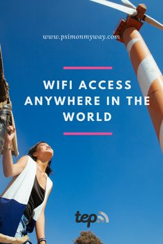 Reader Question: How are you able to find WiFi anywhere in the world?