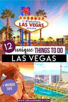 Las Vegas Vacation, Visit Las Vegas, Las Vegas City, Nevada, Usa Travel Guide, Travel Usa, Travel Tips, Cool Places To Visit, Places To Travel
