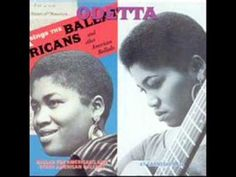 """It would be impossible to make Odetta a vocal model - such a unique voice. But so formational and inspirational. I went up to her before she went on to perform and told her how she had influenced me. She later referred to me as a """"sister"""" from the stage. I was ridiculously young, it was during turbulent times, and she made it a moment of solidarity."""