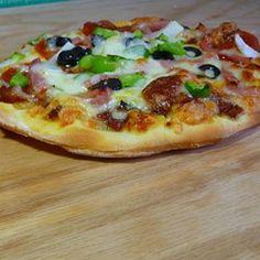New York Italian Pizza Dough Recipe