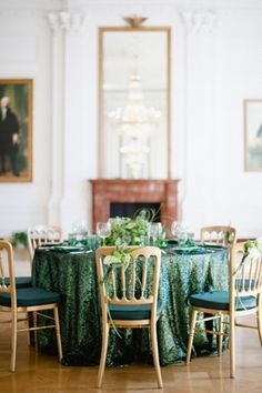 St. Patrick's Day Emerald Inspiration & Buying Irish for your Wedding - Wedding Blog | Ireland's top wedding blog with real weddings, wedding dresses, advice, wedding hair styles, wedding venue guides and more