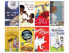 """LECTURE : l'importance du choix des livres avec le concept de """"livres vivants"""" (ou living books de Charlotte Mason)."""