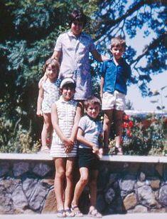 Фото из семейного архива и редкие..