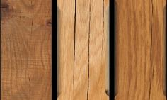 Douglas Fir Timbers With Different Stains Amp Finishes Adu