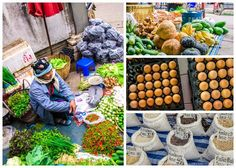 Thai Food Market: Expectations and Shopping Tips Tieland to Thailand