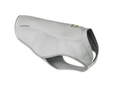 Help your dog beat the heat with the innovative Ruffwear Swamp Cooler dog cooling vest. Just soak it in cold water, wring it out, and fasten around your dog. Evaporative cooling (like an actual swamp cooler) exchanges the dog's heat with the coolness of the stored water in the coat to keep them comfortable and ready to run that extra mile.
