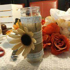 Vase, Table Decorations, Furniture, Home Decor, Homemade Home Decor, Flower Vases, Home Furnishings, Jars, Decoration Home