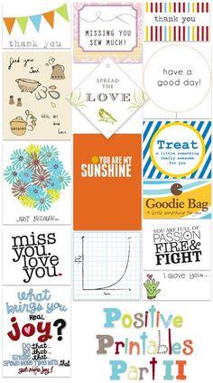 free+scrapbook+printables | Found on kindovermatter.com