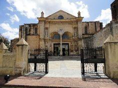 Santo Domingo, Dominican Republic: First Cathedral Of America