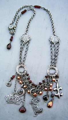 Beautiful Necklace by Catherine Witherell