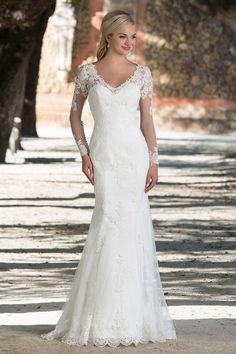 Suknia ślubna Sincerity 3898 2016