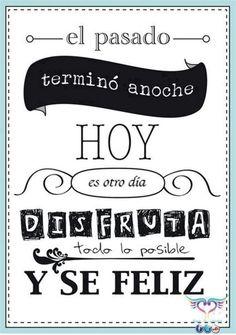 Se feliz... Para ti.