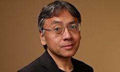 5 d'octubre de 2017 : Kazuo Ishiguro Premi Nobel de Literatura 2017