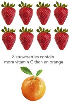 Strawberry Infographic