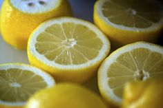 There are few things I love more than lemons.