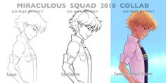 Miraculous Squad