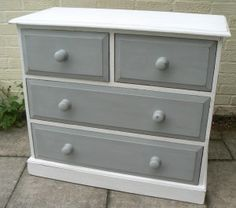 paris grey and pure chest