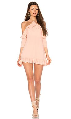 Majorelle - Shop Women's Fashion at The Cool Hour Frilly Dresses, Casual Dresses, Pink Dress, Ruffle Dress, Top Clothing Stores, Summer Day Dresses, Light Dress, Frack, Fashion Outfits