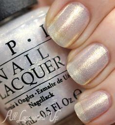 OPI Ski Slope Sweetie #nails