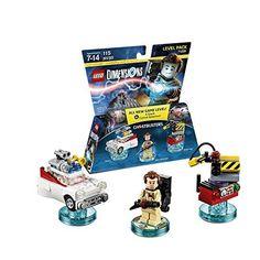 Ghostbusters LEGO ECTO-1 (Ekutowan) Peter Venkuman Dr. ghost trap 115 piece Ghostbusters @ niftywarehouse.com #NiftyWarehouse #Ghostbusters #Movie #Ghosts #Movies #Film