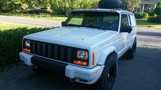 Jeep halo light