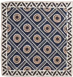 Stella Rubin Antique Quilts and Decorative Arts Old Quilts, Antique Quilts, Star Quilts, Vintage Quilts, Sunflower Quilts, Sunflower Pattern, Quilting Projects, Quilting Designs, Low Volume Quilt
