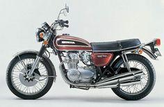 1976 Honda CB550K2