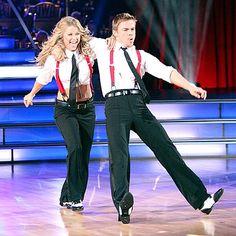 Julianne & Derek Hough