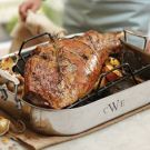 Try the Leg of Lamb with Garlic and Lemon Recipe on Williams-Sonoma.com