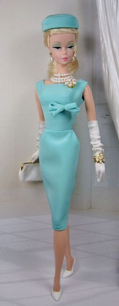 Tiffany Love for Silkstone Barbie by MatisseFashions on Etsy, $75.00