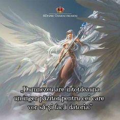 Dumnezeu are întotdeauna un înger păzitor pentru cei care vor să-și facă datoria. ___________ The most beautiful posts / Cele mai frumoase postări   Despre Oameni frumosi  - pagina ta de frumos   http://ift.tt/2xyywKb  - arhiva cu peste 400 de postări... una mai frumoasă ca alta!
