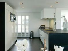 Vind ik mooi Kitchen Island, Table, Projects, House, Furniture, Kitchen Modern, Home Decor, Van, Fashion