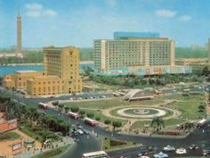Tahrir Square - early 60's