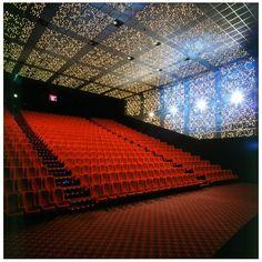 Le cin ma gaumont al sia de nuit manuelle gautrand for Exterieur aquaboulevard