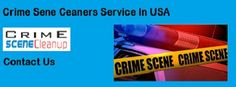 are you searching a best crime cleaning services in USA contact now Crime Scene Clean up.this is very fast service in USA and they are providing good care of you and your place they not take log time. they cleans various situation any tips cleaning like blood cleaning suicide cleaning you are in this type of problems contact us don't be let