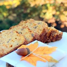 Pecan, Pumpkin and Ricotta Quick Bread | Looksi Bite