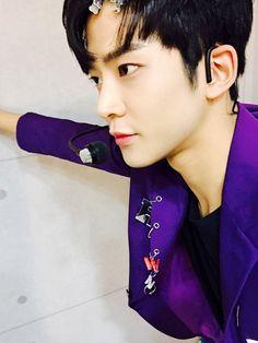 Rowoon 로운    Kim Seokwoo 김석우    Sf9    1996    189cm    Main Vocal    Dancer    Visual