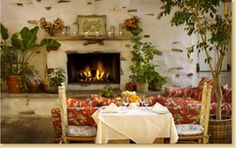 Stella Mare's Restaurant in Santa Barbara, California