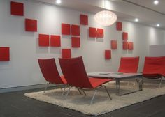 waiting area #chairs #office